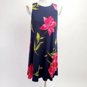 Anne Klein size 10 flower dress